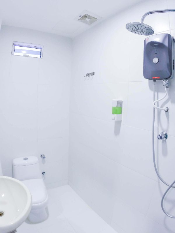 Quad Room – Large Attached Toilet (Hotel Standard) – View 1