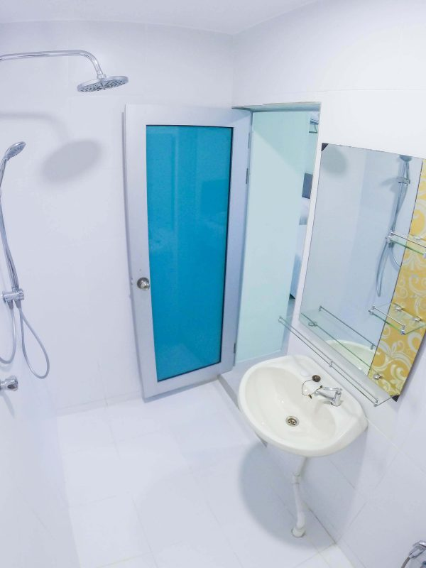 Triple Room – Large Attached Toilet – View 3
